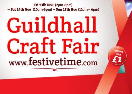 Guildhall Craft Fair
