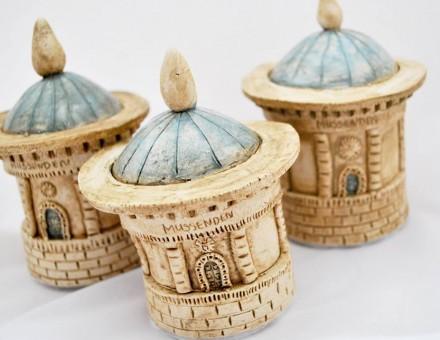 Ceramic Artist Northern Ireland - Mussenden Temple
