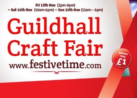 Guildhall Craft Fair